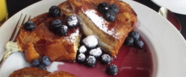 Stuffed Challah French Toast