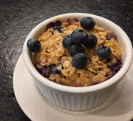 Baked Amish Oats